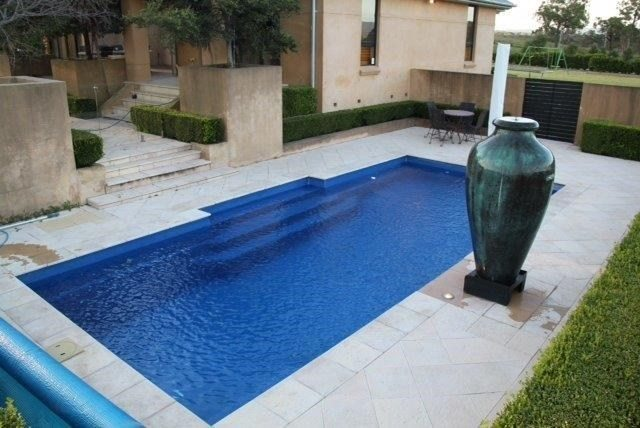 DIY Swimming Pools' Cosmo 9 Ocean Blue Pool Design