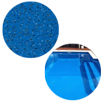 DIY Swimming Pool Colour - Blue Rock