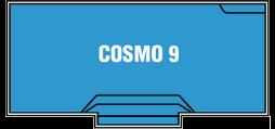 DIY Swimming Pools' Cosmo 9 Pool Design